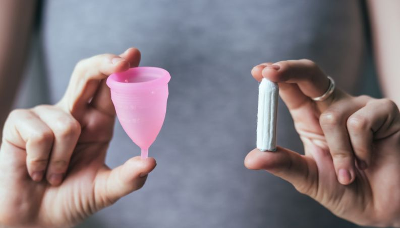 Know The Advantages Of Menstrual Cups Over Tampons!