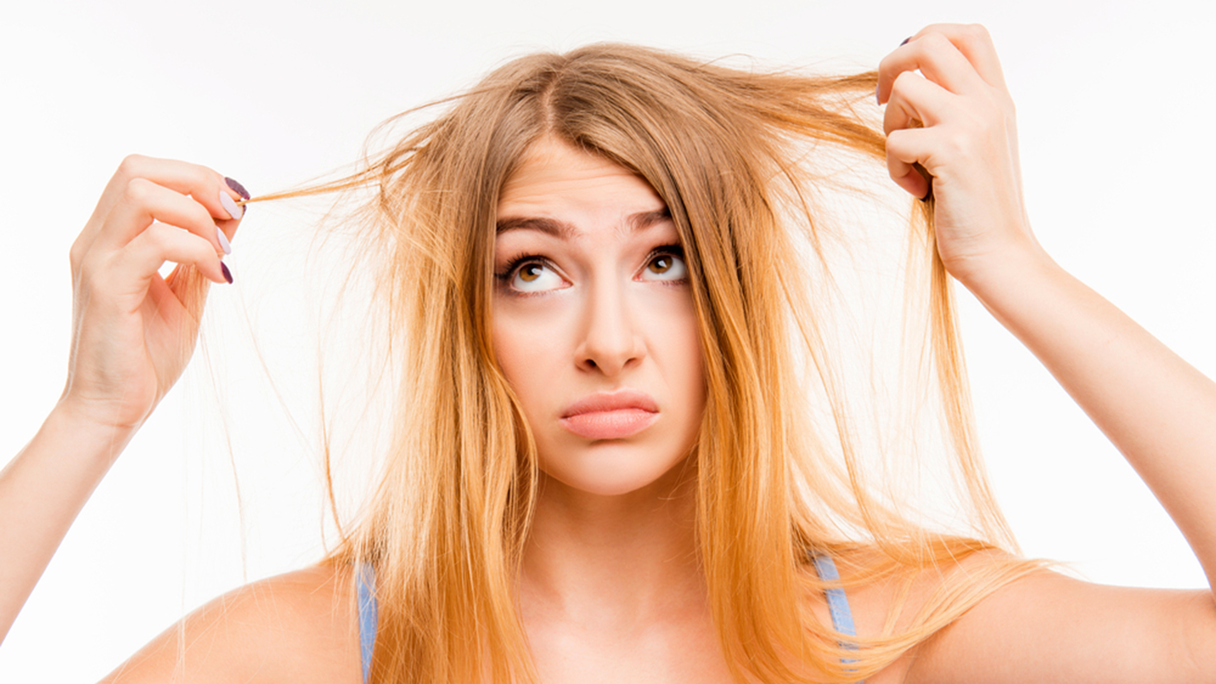Five  Worst Things You Should Stop Doing to Your Hair!