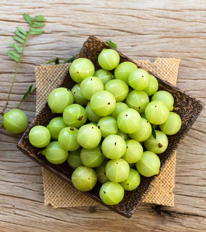 Indian Gooseberry (Amla) - 8 Uses for Hair