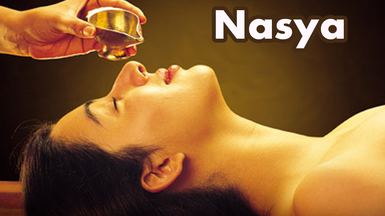 Nasya : Ayurveda Treatment and It's Benefits...!