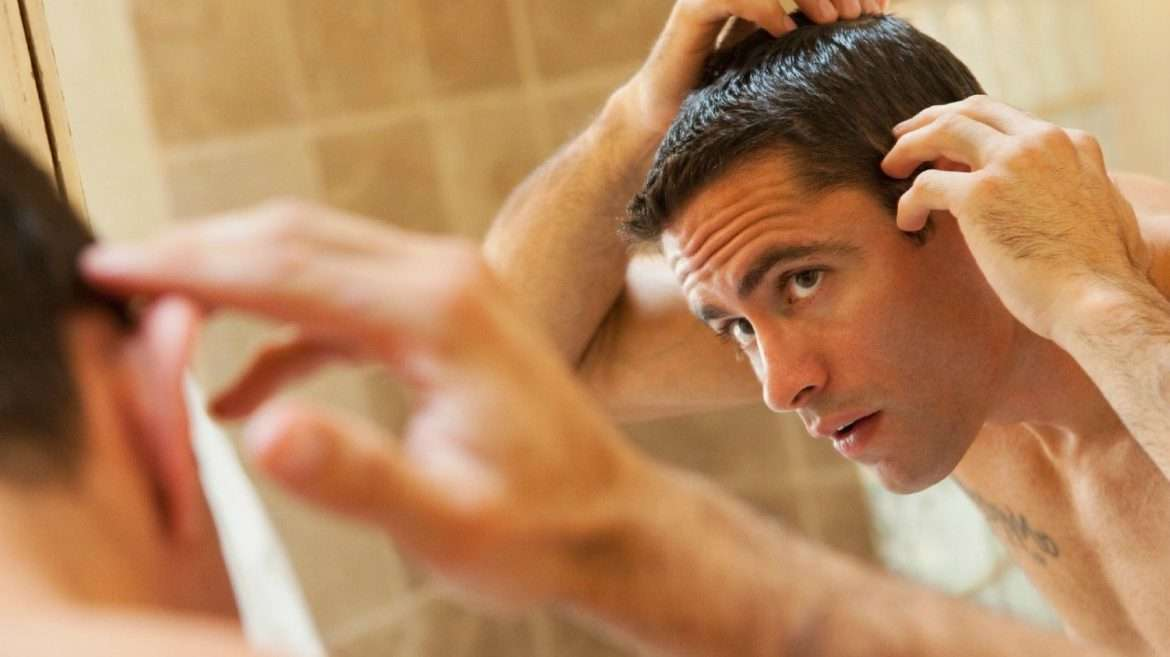 How do I stop hair fall and help regrowing it?