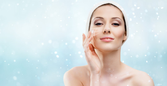Seven Natural Tips To Keep Your Sensitive Skin Glowing Through Harsh Winters