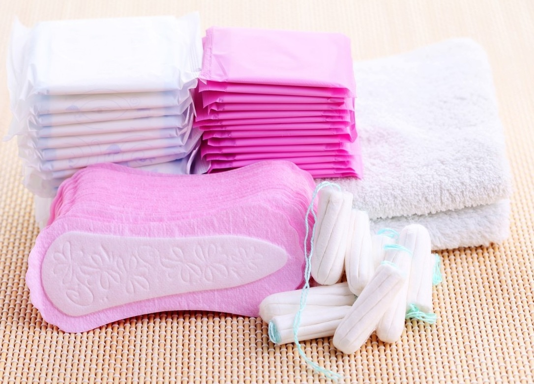 Sanitary pads need to be made biodegradable