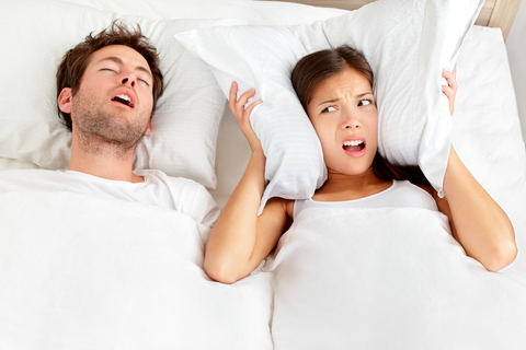 Sleep Apnea - Homeopathic Treatment For It!
