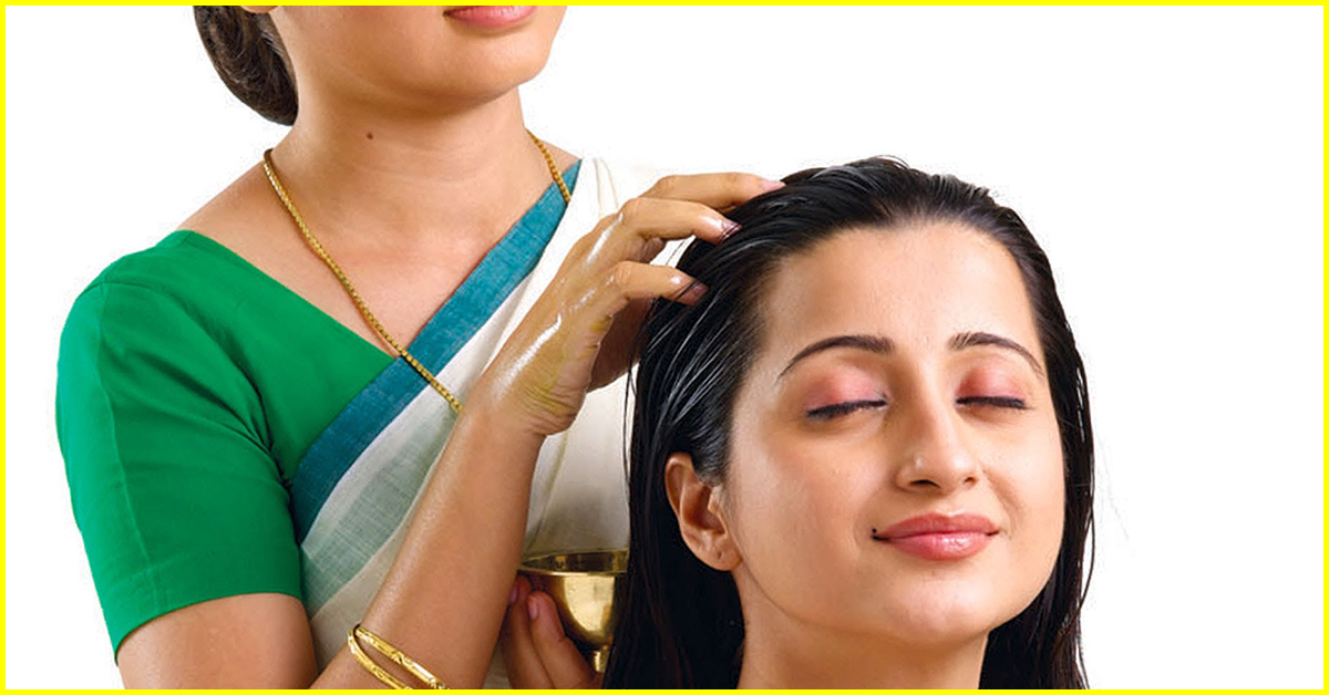 Top Ayurvedic Remedies To Control Hair Fall!