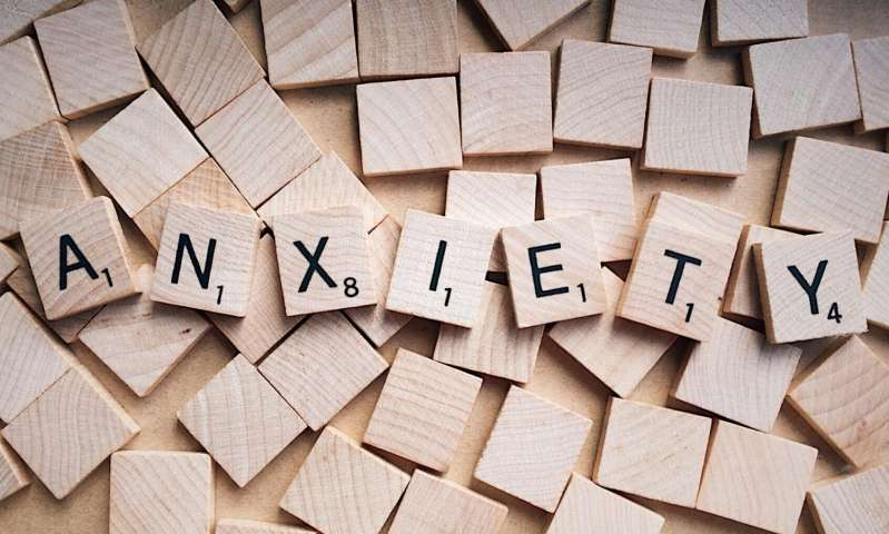 How To Deal With Anxiety?