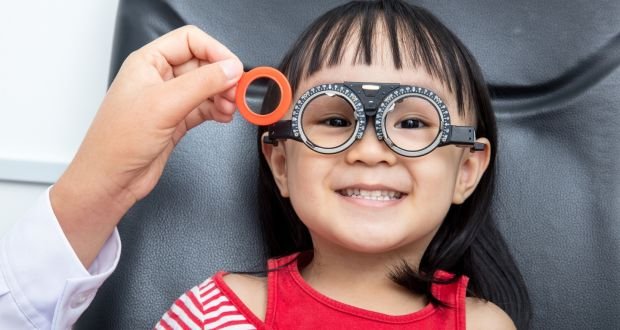 Is Your Child Suffering From Long Sightedness?