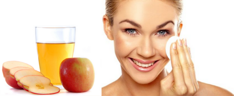 Amazing Ways To Use Apple Cider Vinegar For Beautiful Skin