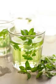 Add This Herb To Your Drinking Water To Stay Cool Naturally