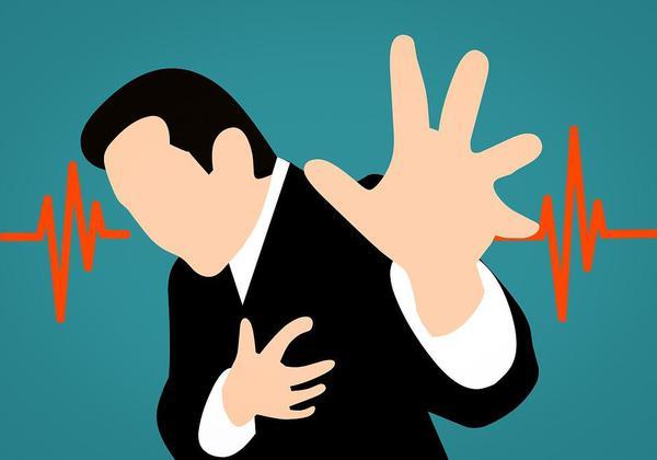 4 Common Symptoms Of Heart Attack In Men