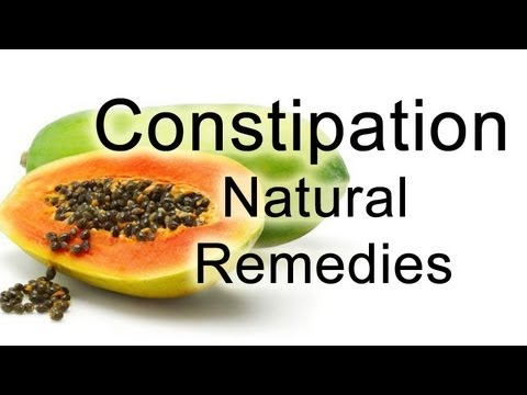 Effective Remedies For Constipation Suggested By Ayurveda