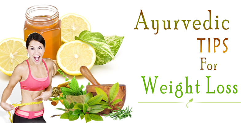Ayurvedic Remedies To Lose Weight