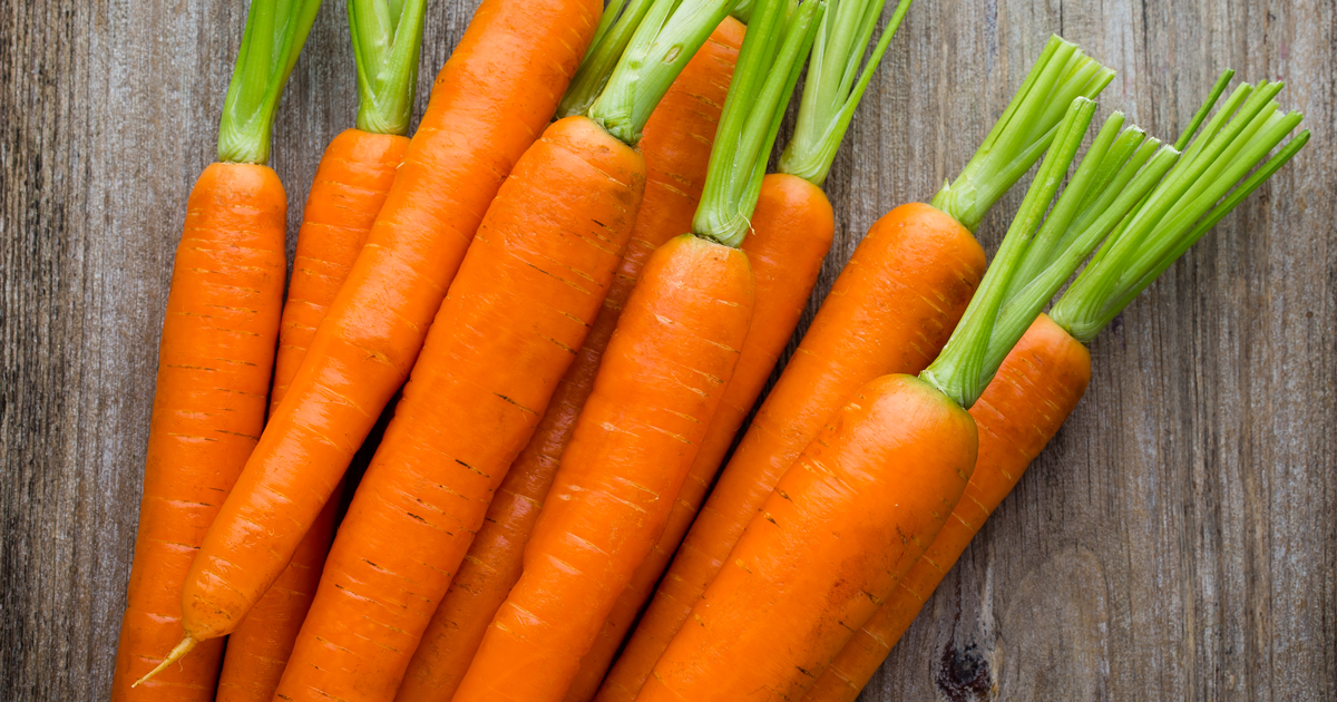 Did You Know? Carrots Can Give You A Beautiful Skin!