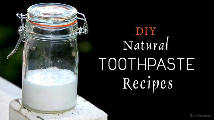 Here's How You Can Make Your Own Natural Toothpaste At Home!