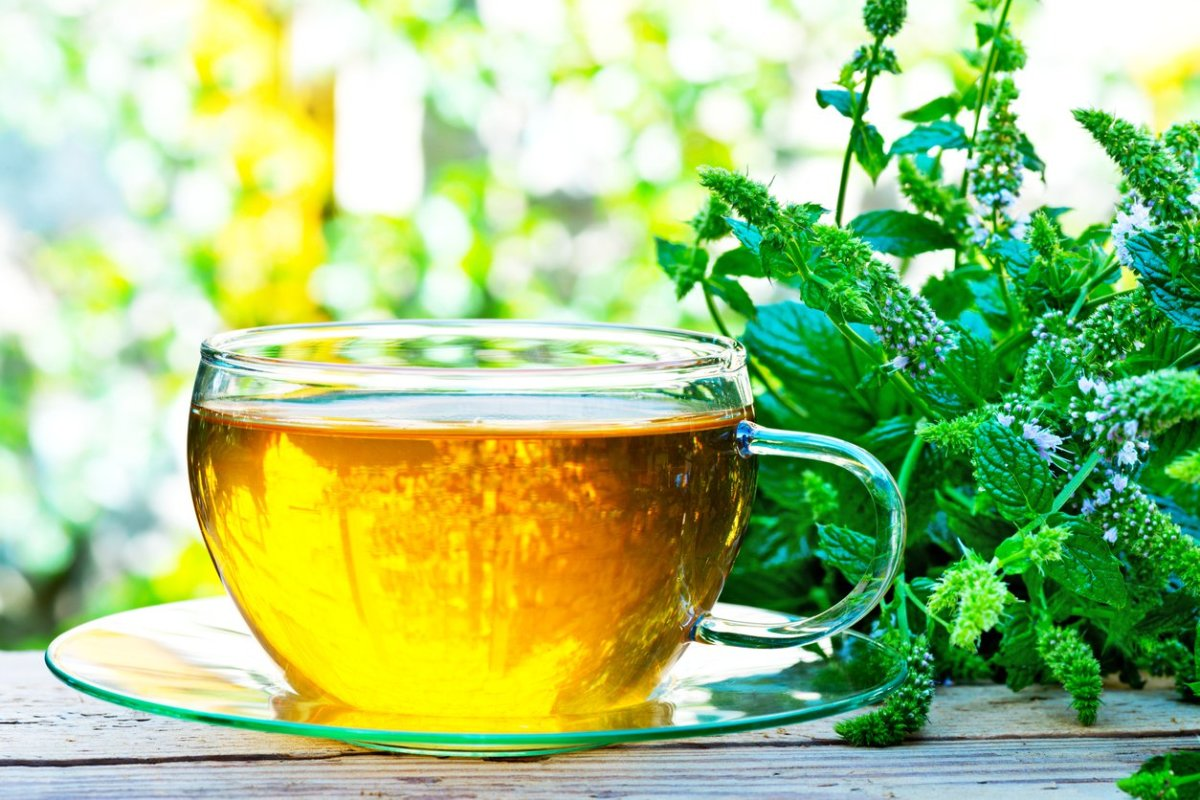 Five  Herbal Teas That May Remedy Bloating And Gas