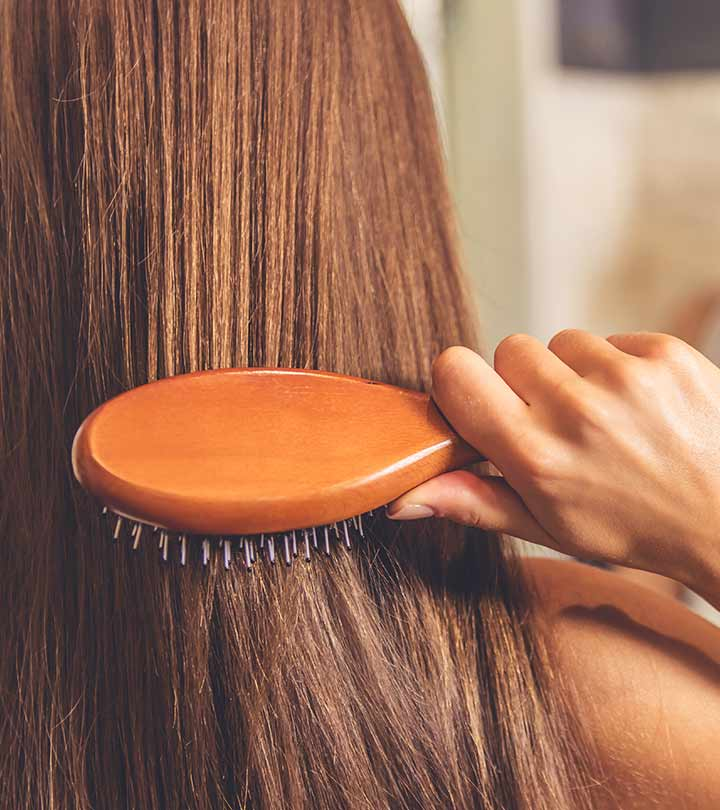 Apply This 3-Ingredient Hair Mask To Get Silky Smooth Hair