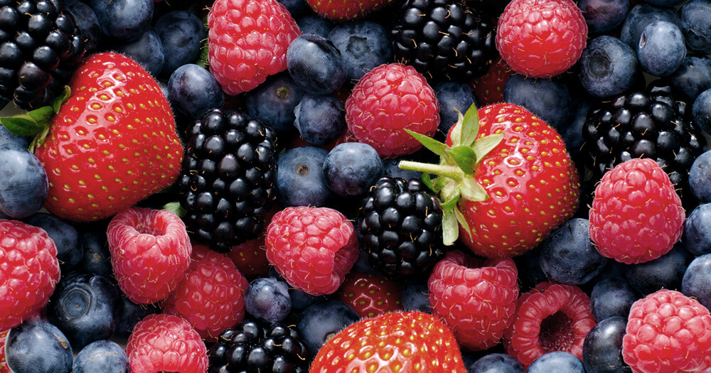 Healthy Summer Fruits and Vegetables