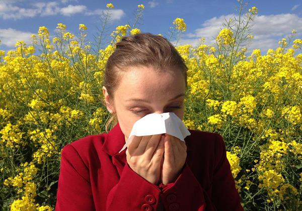 Dealing With Major Seasonal Allergies? Try This Ancient Technique