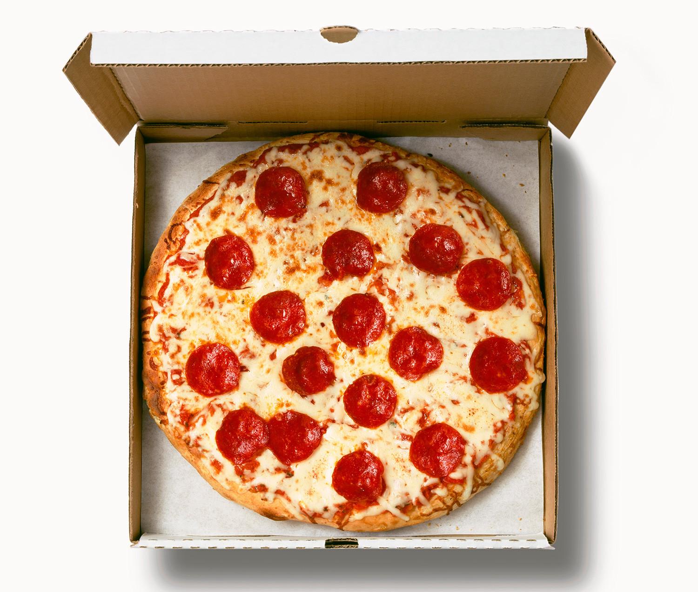 पिझ्झा पेक्षा अधिक धोकादायक त्याच्या बॉक्स