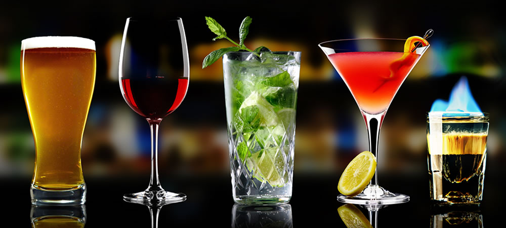 Eight Alcoholic Drinks That Might Secretly Keep You Healthy