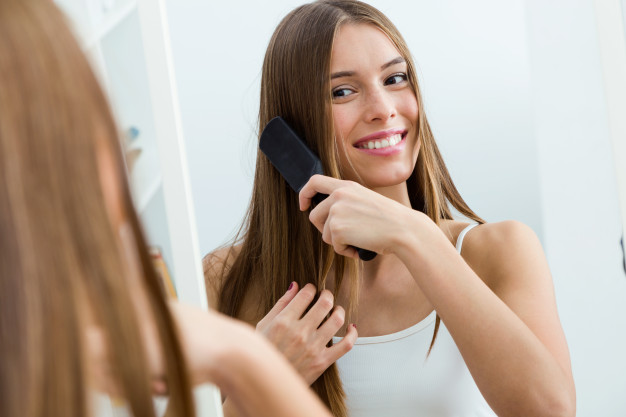 IS BRUSHING YOUR HAIR CAUSE BALDNESS?